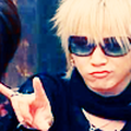 Gazette's Ruki