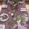 table lilas 051