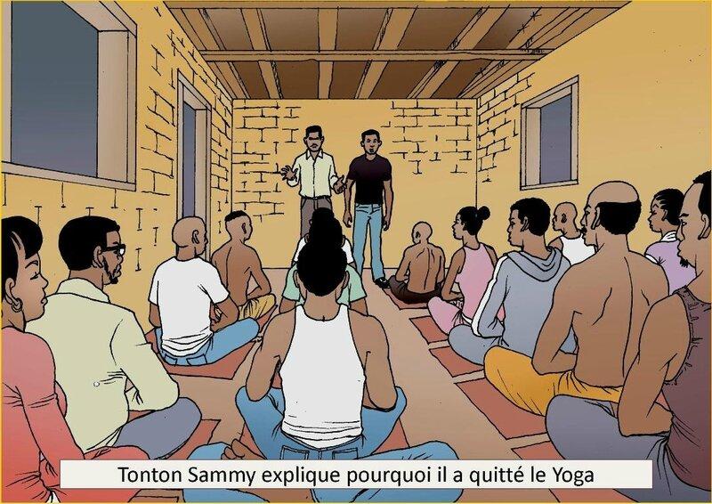 pourquoi-j-ai-quitte-le-yoga-nouvelle littéraire chrétienne-embrouilles des dieux amoureux
