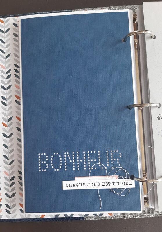 Page Bonheur
