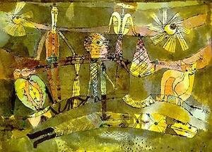 Paul-Klee-End-of-a-Last-Act-of-a-Drama-S