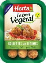 BOULETTES LEGUMES_LE BON VEGETAL_HERTA
