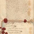 Les traites de wesphalie 1648