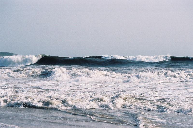 Houle de Sud-Est ...et Vagues de Sable ; Site Windsurf