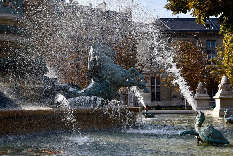 Fontaine 1 - 1
