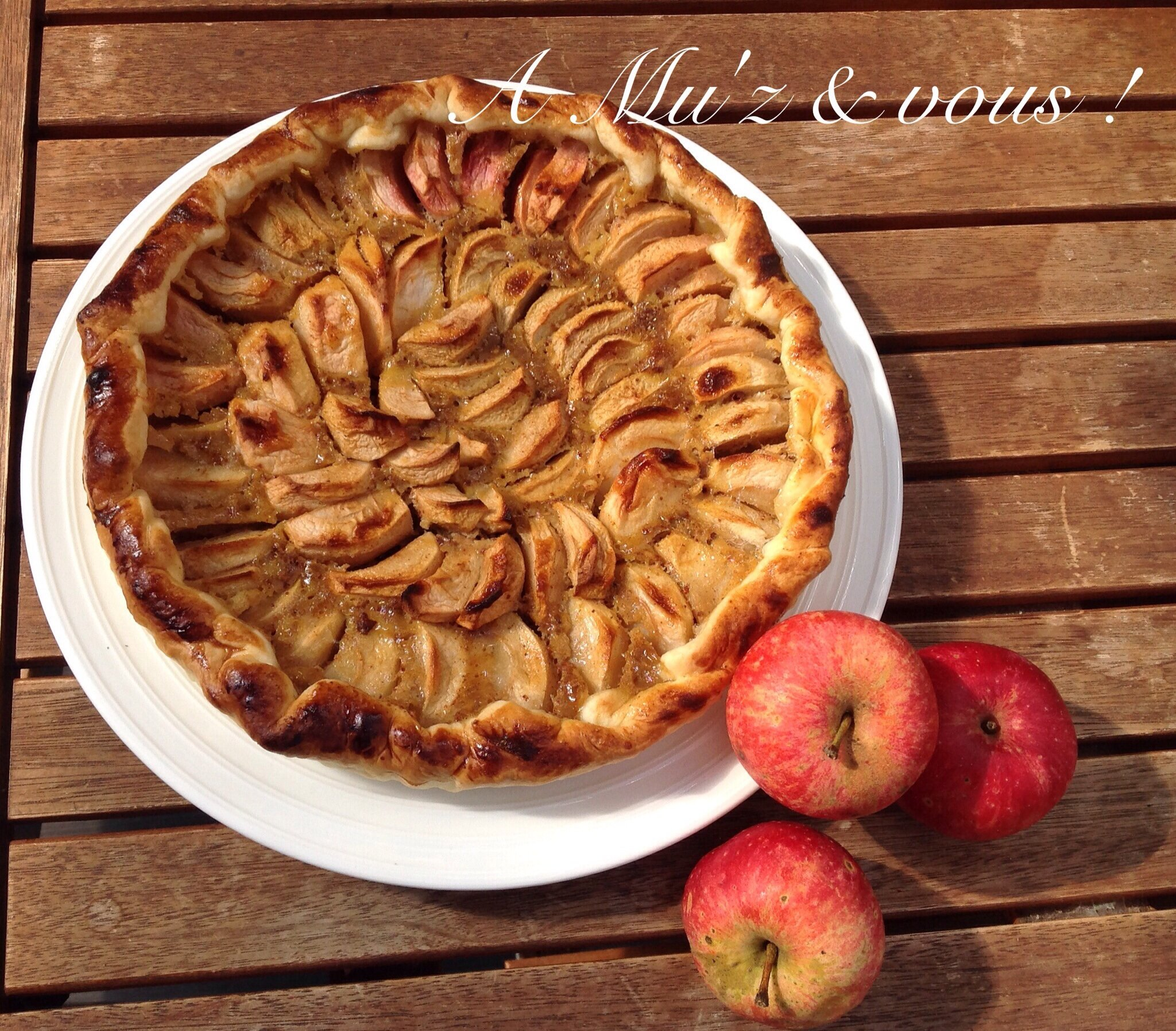 Nancy 's Apple pie
