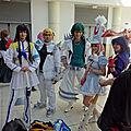 Groupe cosplay Kill la Kill