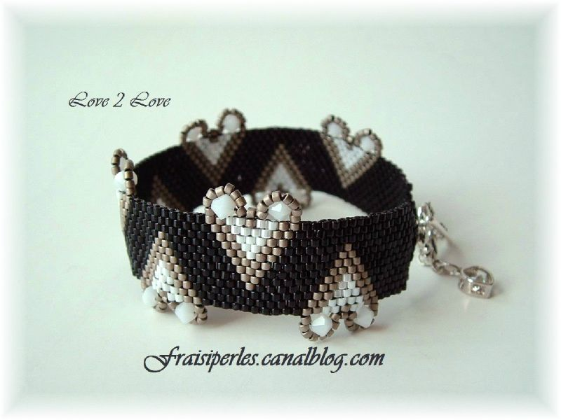 Bracelet Love 2 Love