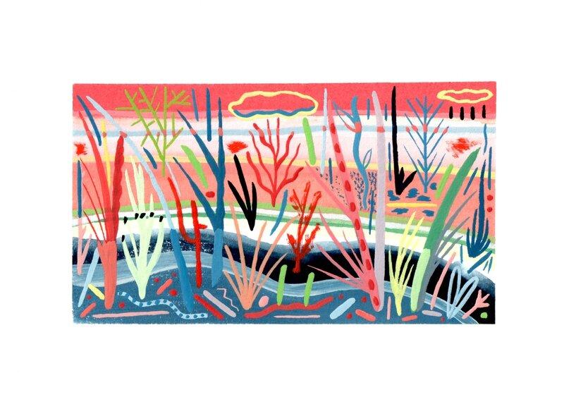 forêt vannierbis