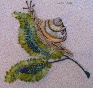 escargot Cécile