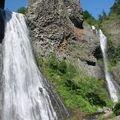 2008 06 26 Les cascades du Ray-Pic en Ardèche (70 mètres de dénivelé)