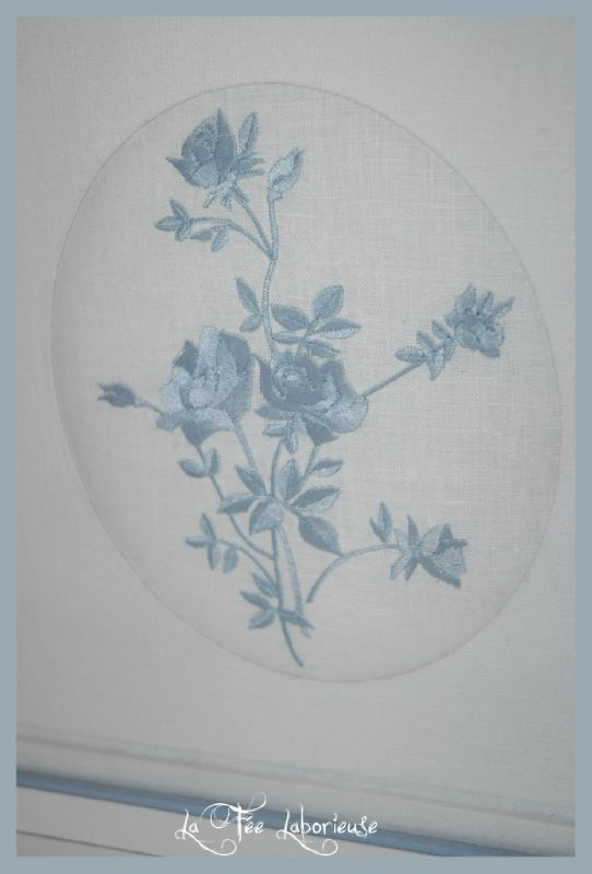 Urne Mademoiselle Rose