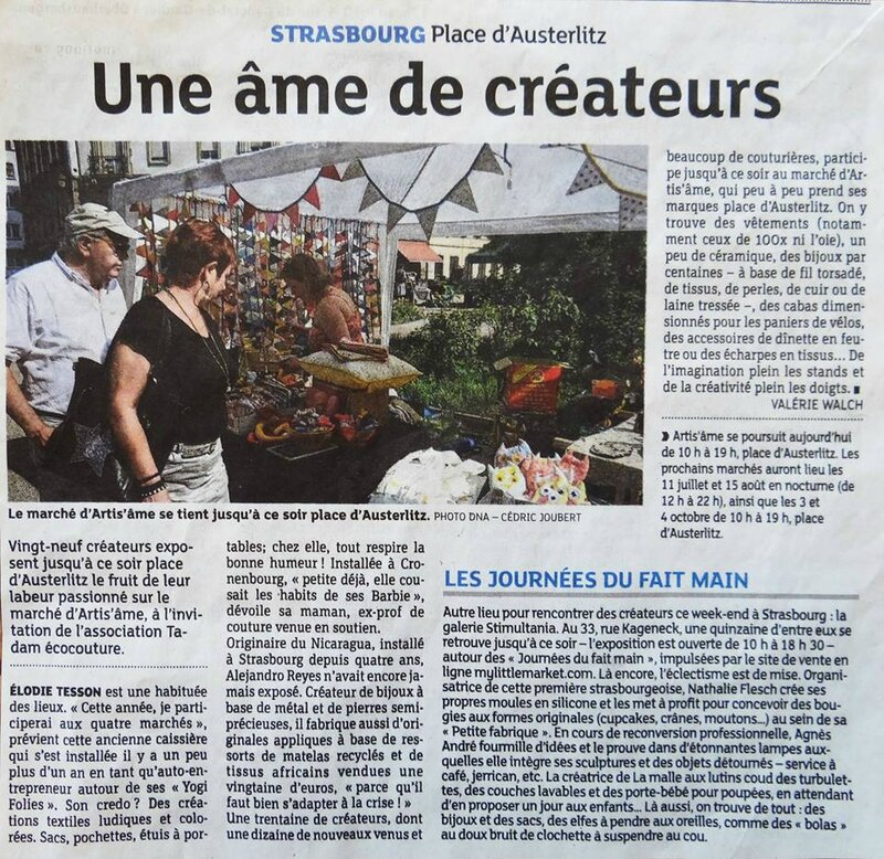 Article DNA JUin 2015