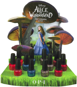 OPI_Alice_in_Wonderland_Display_150