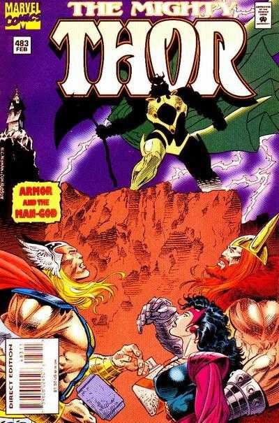 mighty thor 1966 483