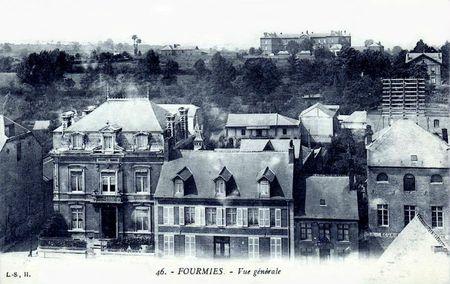 FOURMIES-Vue générale
