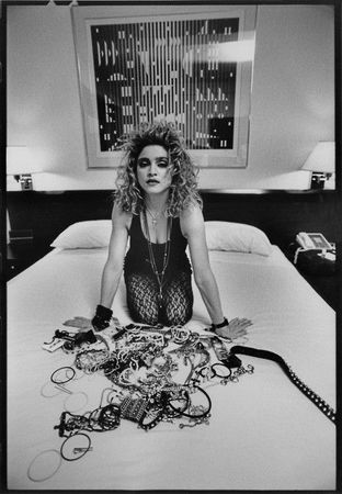 madonna 80s and jewelry stash