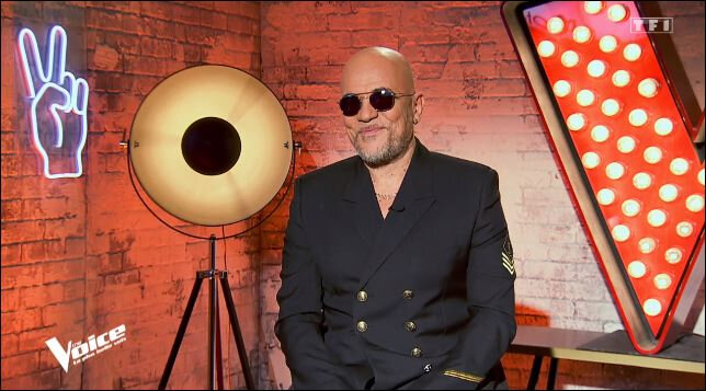 Pascal Obispo invité de The Voice la Suite sur TF1