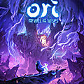 Test de ori and the will of the wisps - jeu video giga france