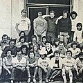 Équipe de france slalom à spittal 1977
