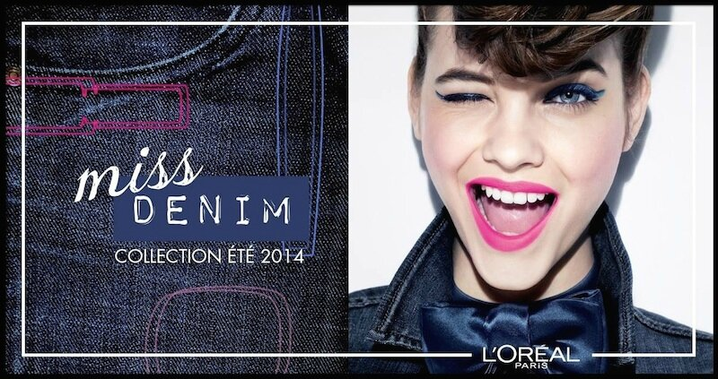 l oreal miss denim