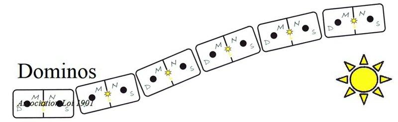 Bannière Dominos