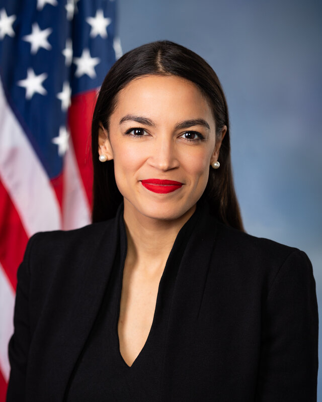 Alexandria_Ocasio-Cortez_Official_Portrait (US House of Representatives, 30 novembre 2018)