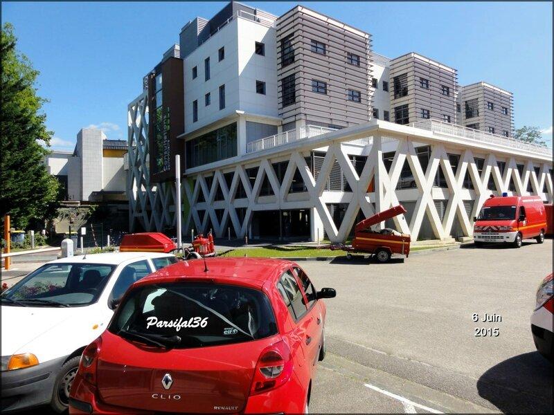 2015 - ROUEN clinique St-Hilaire