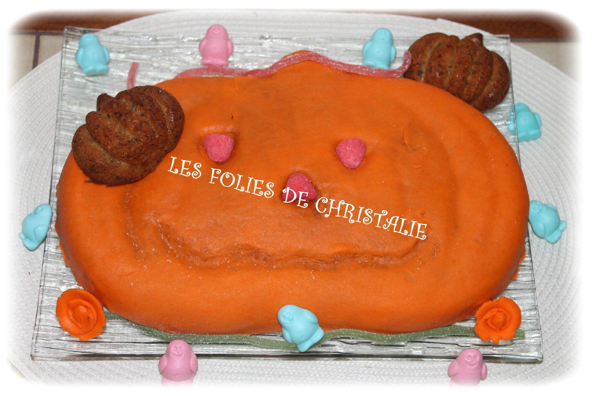 Carrot cake 16