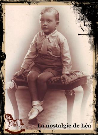 Claudio enfant