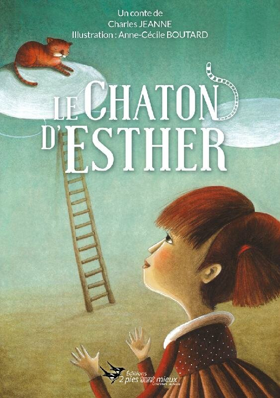le chaton d'esther