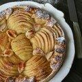 Tarte aux pommes très simple à faire