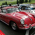 Porsche 356 1600 super karmann notchback coupe 1962-1963
