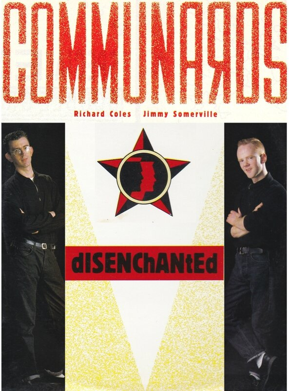 Communards Disenchanted 16 may 86