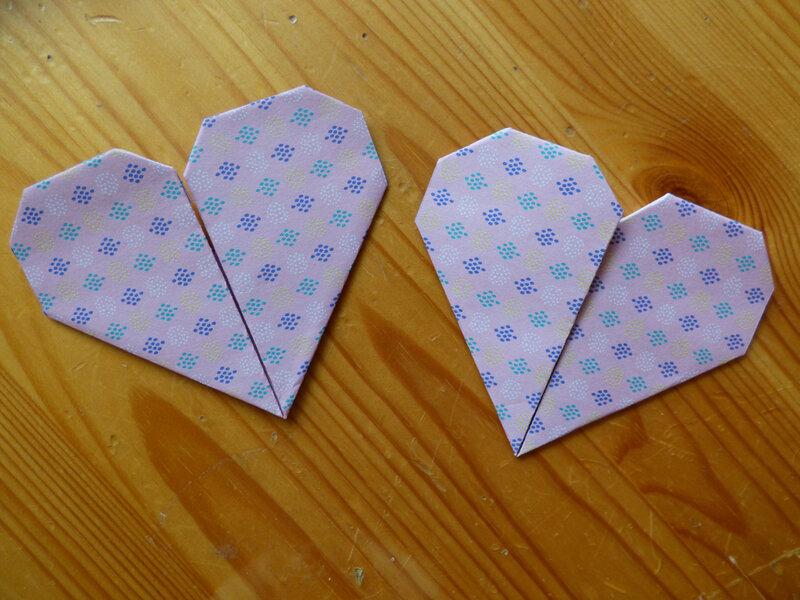 Déco en origami (2)