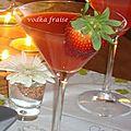 Vodka-fraise