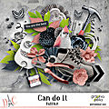Can do it par graphia bella