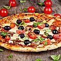 Pour les accros de la pizza