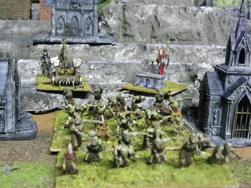 undead kings of war 300pts