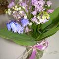 Mon bouquet offert par mon jardin