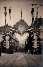 Caen, Festivités du Retour des Poilus le 14 septembre 1919 C001