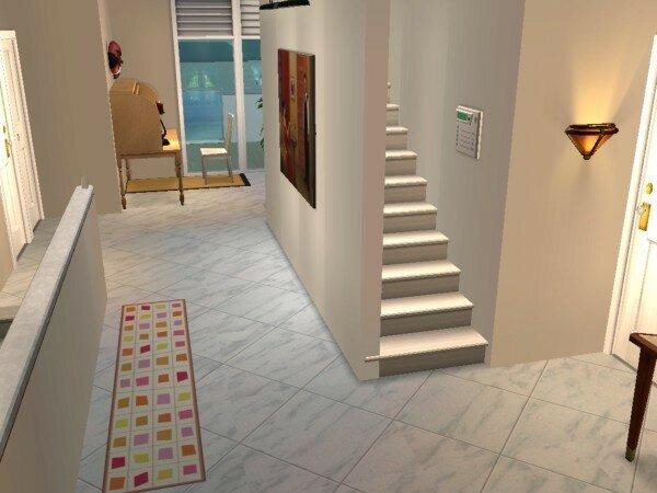 villa panoramique maisons deco sims2. Black Bedroom Furniture Sets. Home Design Ideas