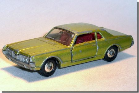Lesney Matchbox 62 C 1
