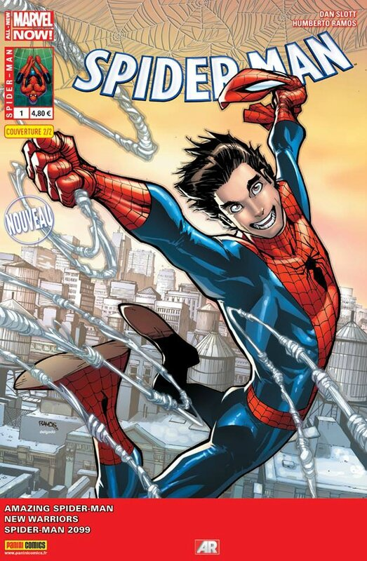 spiderman V5 01 cover 1