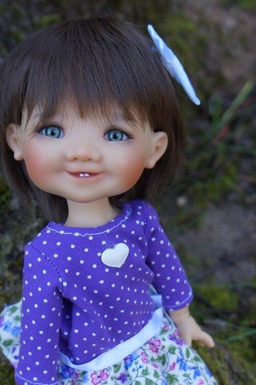 Les nouvelles petites robes de Gigi , bjd de Meadowdolls