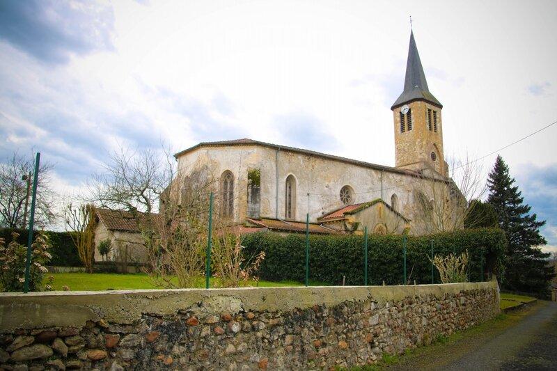 Eglise de Cassagne