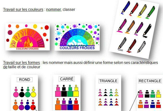 Les Nanougcoloriages Géométriques Le Tour De Ma Classe