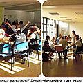 Quartier drouot - un conseil participatif avant les vacances...