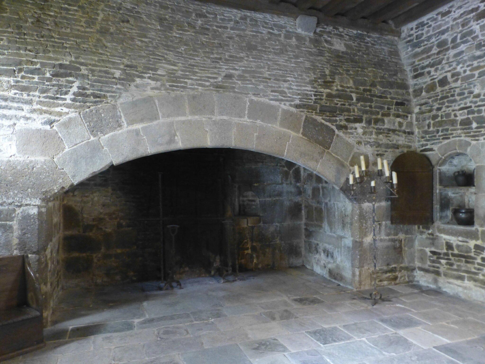 balade à cheval médiévale - Abbaye de Hambye (156)