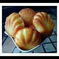 Madeleines olive (camille lesecq)